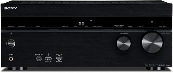 Home Theater Receiver Sony Str Dn1040 7.2 Canais 4k Av 1155w