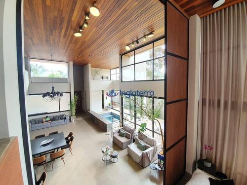Imagem 1 de 30 de Casa À Venda, 492 M² Por R$ 3.980.000,00 - Alphaville 1 Imbuias - Londrina/pr - Ca1565