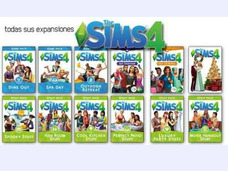 Juego Sims 4 (solo Archivos) Digital