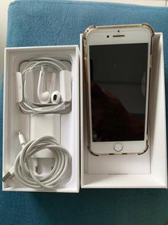 iPhone 7 32gb Dourado Usado/seminovo Em Ótimo Estado