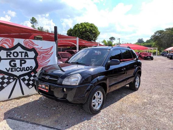 Hyundai Tucson 2.0 Mpfi Gl 16v 142cv 2wd Gasolina - 2008