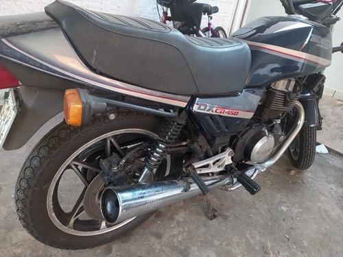 Imagem 1 de 5 de Honda Cb450 Dx