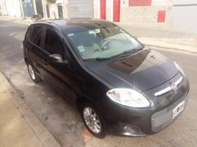 Fiat Palio Atractive 1.4 Nafta. Primer Dueño. Negro Full!!!