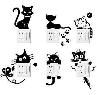 Gatos Decorativos Para Apagadores