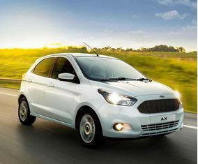 Ford - Plan Óvalo Ford Ka 70/30 60 Cuotas Pagas