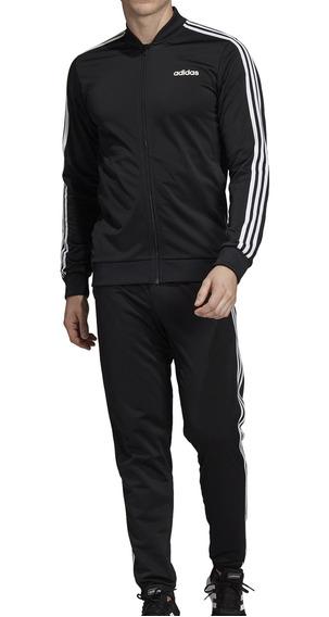 Conjunto adidas Training Back 2 Basics Hombre Ng/ng
