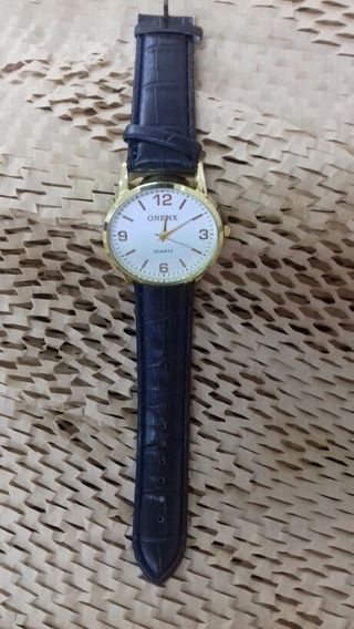 Relógio Unissex Quartz Onenx Cod. 00354