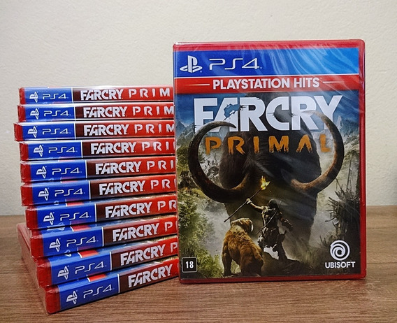 Far Cry Primal Farcry Primal Ps4 Playstation 4