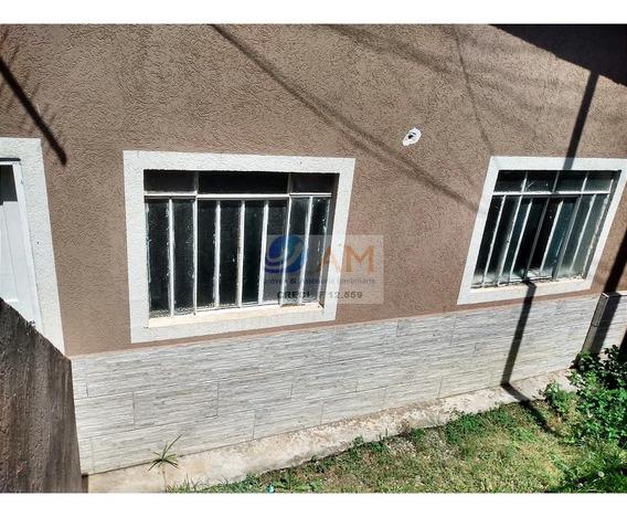 Casa Para Alugar No Bairro Jardim Keli Cristina Em Campo - 466-2