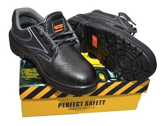 Zapatos De Trabajo Suela Y Puntera De Acero