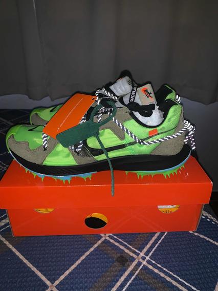 Tênis Nike X Off-white Zoom Terra Kiger 5