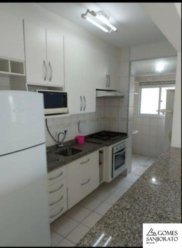 Imagem 1 de 8 de Apartamento Para Venda No Bairro Campestre Em Santo André - Sp . - Ap01066 - 69139887