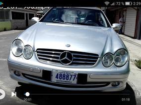 Mercedes-benz Clase Clk Clk 320