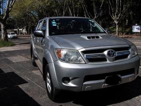 Toyota Hilux 2007 Srv 3.0 Turbo Diesel - Full