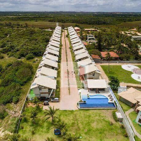 Casa 4 Suites Pé Na Areia Itacimirim - Ca0053