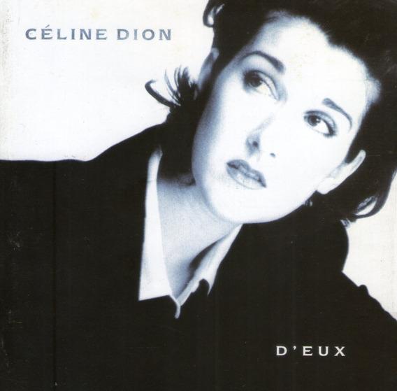 Cd Celine Dion - D