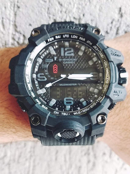Relógio Skmei G-shock Preto Res,agua S/ Cx