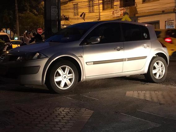 Renault Mégane Ii .
