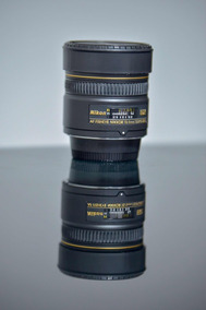 Lente Nikon 10.5mm F/2.8 Dx Fisheye (olho De Peixe)