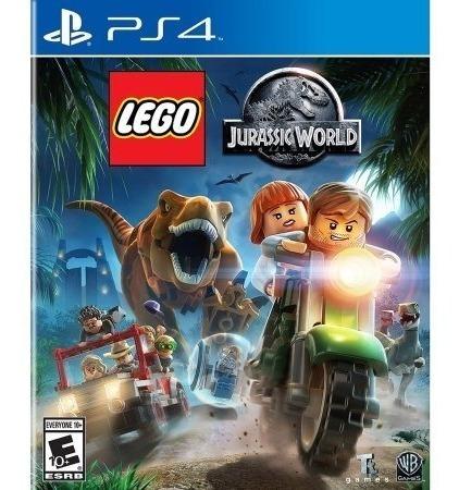 Lego® Jurassic World Ps4 Original 1