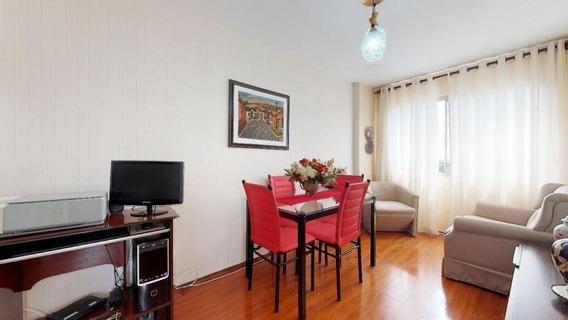 Apartamento Sem Mobília, Muito Bem Localizado, Entre A Av. Paulista, Rebouças E Consolação - Sf28984