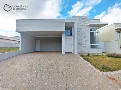 Casa Residencial À Venda, Condomínio Santa Isabel, Paulínia - Ca0565. - Ca0565