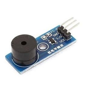 Módulo Buzzer Passivo 5v Para Arduino E Pic