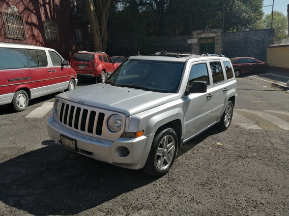 Jeep Patriot Sport Aa Abs Ba Paq. Electrico 4x2 Cvt 2007