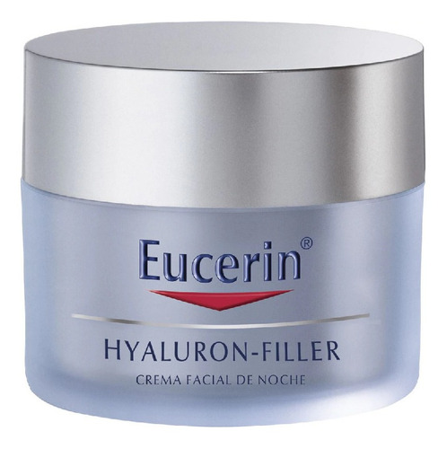 Crema Antiedad Eucerin Hyaluron Filler Noche X 50ml