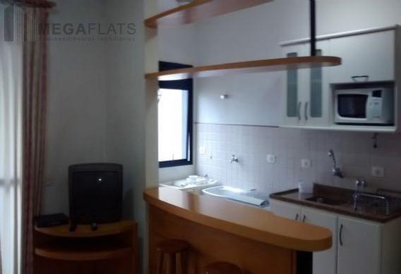 03017 - Flat 1 Dorm, Saúde - São Paulo/sp - 3017