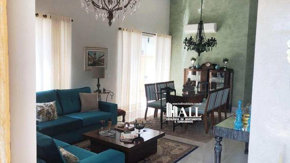 Casa De Condomínio Com 4 Dorms, Parque Residencial Damha V, São José Do Rio Preto - R$ 1.198.000,00, 280m² - Codigo: 4069 - V4069
