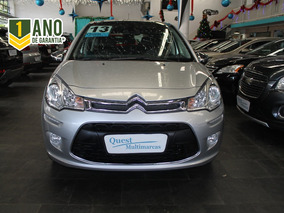 Citroën C3 1.6 Exclusive 16v Flex 4p Automático