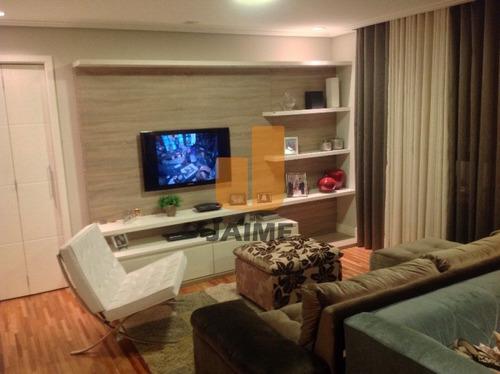 Apartamento Para Venda No Bairro Barra Funda Em São Paulo - Cod: Ja2912 - Ja2912