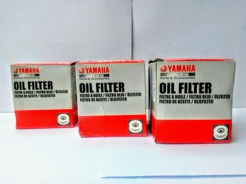 Filtro Yamaha R1 R6 Código 3fv