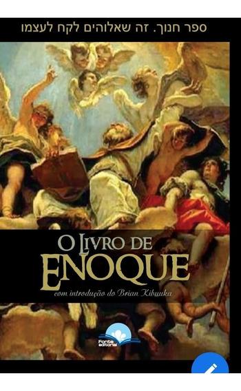 O Livro De Enoque Livro Histórico Bíblico Nova Edição
