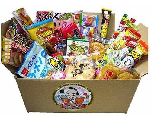Surtido De Dulces Japoneses 30 Piezas Lleno De Dagashi Mercado Libre