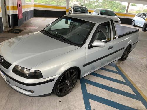 Imagem 1 de 11 de Volkswagen Saveiro 2001 1.8 2p