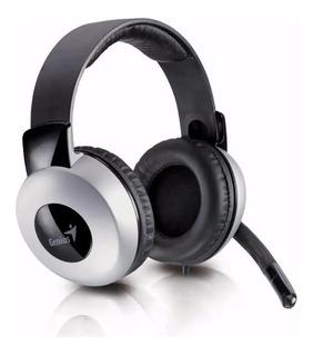 Auriculares Genius Hs-05a Headset Volumen Microf Zoom Chat