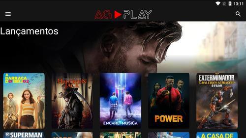 Ag Play Aplicativo Android De Filmes Online
