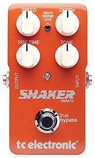Tc Electronic Shaker Vibrato Pedalmusical Instruments