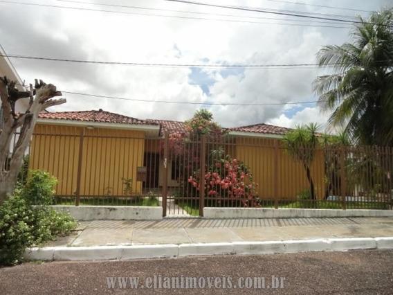 Sobrado De 600m² Construídos C/ 4 Quartos (3 Suítes) No Bairro Jardim - 00623