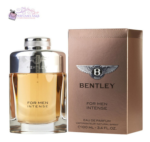 Perfume Bentley For Men Intense 100ml  Original Garantía