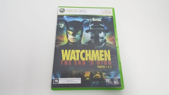 Jogo Watchmen: The End Is Nigh Xbox 360 - Games no Mercado