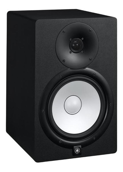 Monitor Ativo Yamaha Estúdio Hs8 120w - 110v