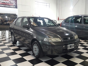 Fiat Siena Ex Fire Gnc 2001 Primera Mano Lm