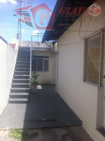 Casa Para Venda Em São Paulo, Educandário, 2 Dormitórios, 2 Banheiros, 2 Vagas - Ca0066_1-1009621