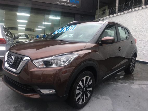 Nissan Kicks 1.6 16vstart Sv 2019 0km