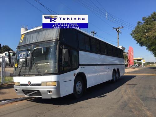 Ônibus Rodov. Trucado Paradiso G5 1150 Ano 1996 Tekinhabus
