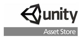 Unity Assets - Super Pacote 250gb