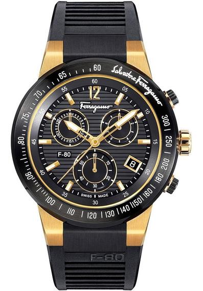 Reloj Salvatore Ferragamo F-80 Sff80c03 Original